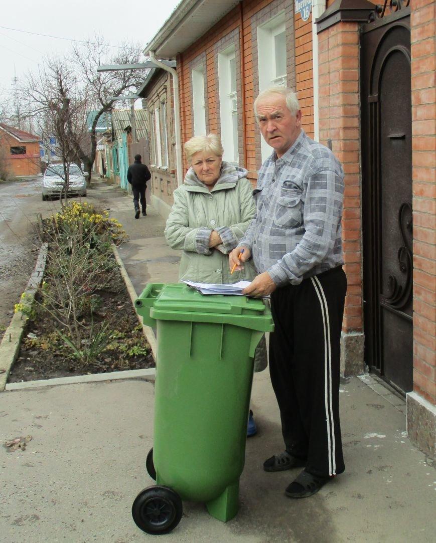 В Ростове-на-Дону мусор будут собирать красиво (фото) - фото 1