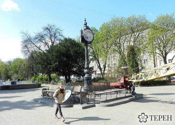 У центрі Тернополя зупинився історичний годинник (фото) (фото) - фото 1