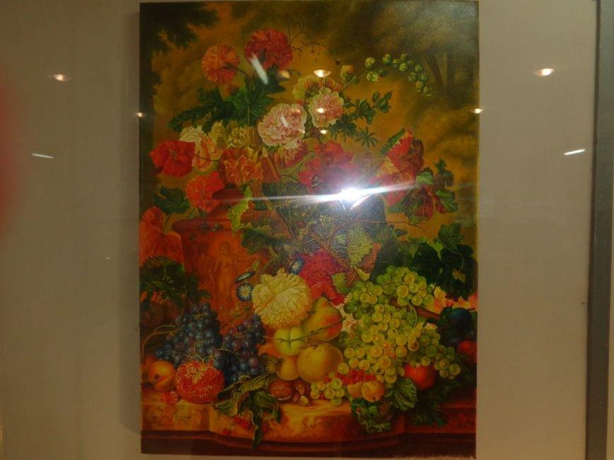 Буйство красок в каждом мазке кисти: в Красноармейске представили художественную выставку «Весенний вернисаж» (фото) - фото 14