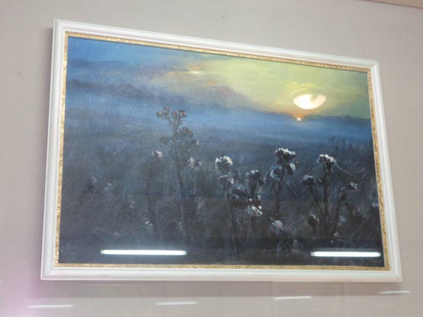 Буйство красок в каждом мазке кисти: в Красноармейске представили художественную выставку «Весенний вернисаж» (фото) - фото 3