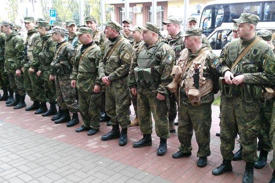 Полицейские Кременчуга и Полтавы отправились на восток Украины (ФОТО) (фото) - фото 2
