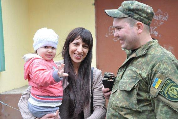 Полицейские Кременчуга и Полтавы отправились на восток Украины (ФОТО) (фото) - фото 4