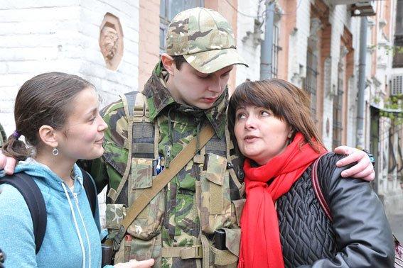 Полицейские Кременчуга и Полтавы отправились на восток Украины (ФОТО) (фото) - фото 3