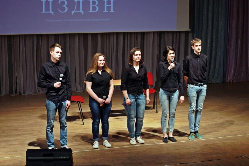 Факультет ЭлИТ  - обладатель  Кубка КВН СумГУ (фото) - фото 1