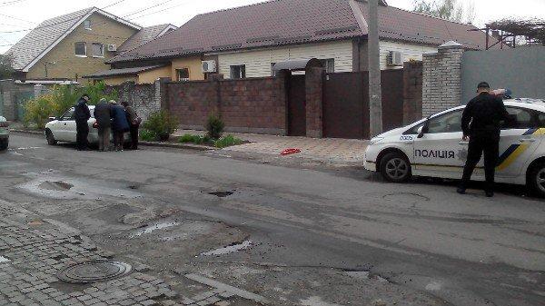ДТП на ул. Телевизионной: столкнулись Daewoo и Mercedes (ФОТО) (фото) - фото 3