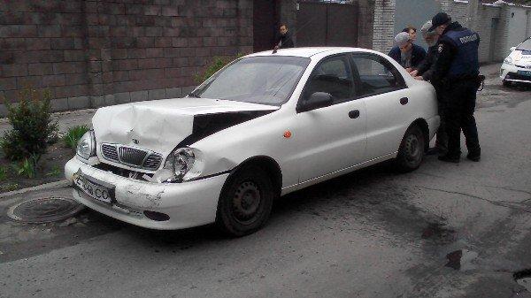 ДТП на ул. Телевизионной: столкнулись Daewoo и Mercedes (ФОТО) (фото) - фото 7