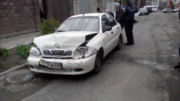 ДТП на ул. Телевизионной: столкнулись Daewoo и Mercedes (ФОТО) (фото) - фото 6