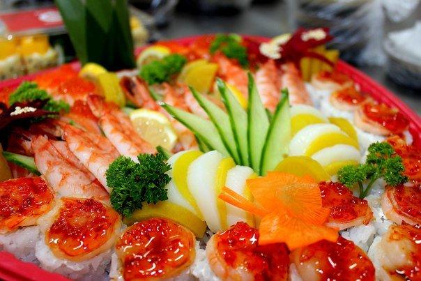 Сегодня  Online суши- бар