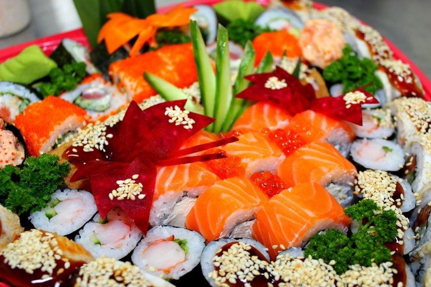 "Сегодня  Online суши- бар ""Самурай""  дарит скидку -20%!, фото-1"