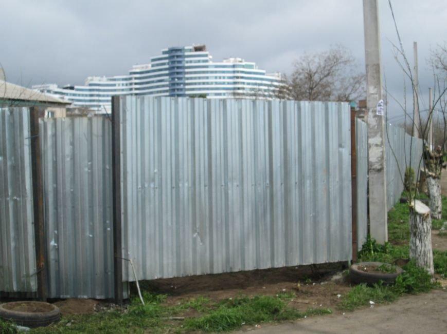e8952e6c8d8fb681fa7b25034fc0f75b В одесском парке продолжается силовое противостояние