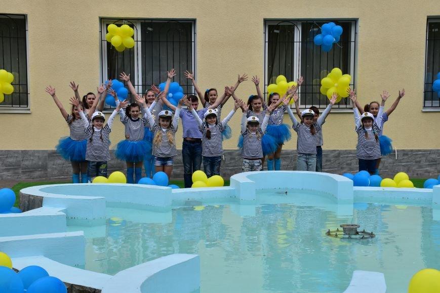 Новый фонтан украсил Черноморск (+ВИДЕО), фото-1