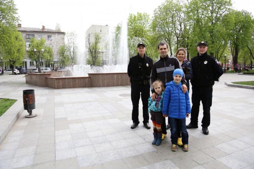 Ура! Кременчугский светомузыкальный фонтан уже «проснулся» от зимней спячки, фото-5