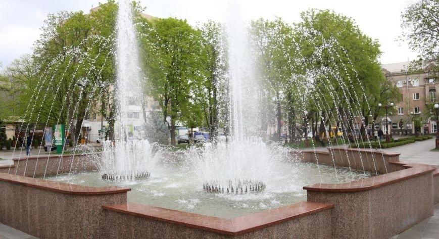 Ура! Кременчугский светомузыкальтный фонтан уже «проснулся» от зимней спячки (фото) - фото 7