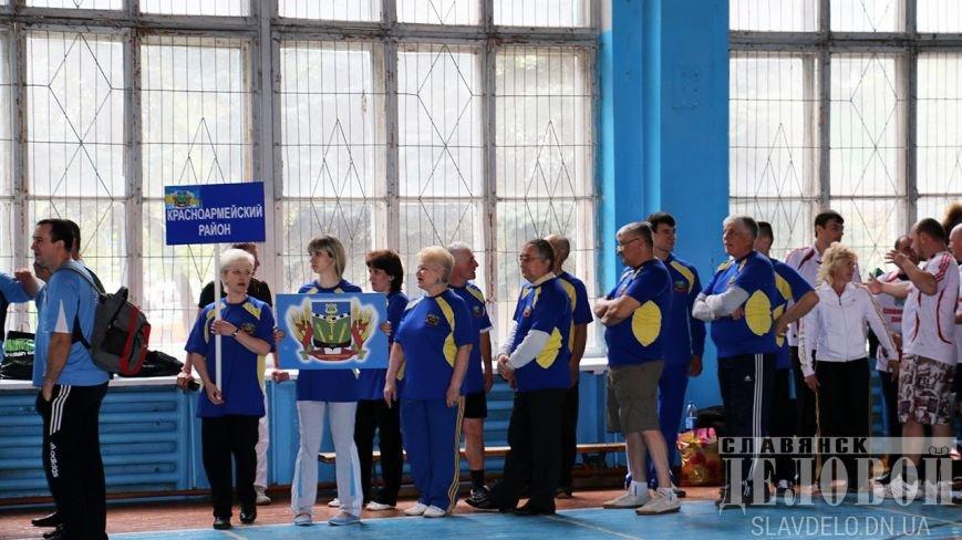 Краматорские депутаты участвуют в областной спартакиаде (фото) - фото 10