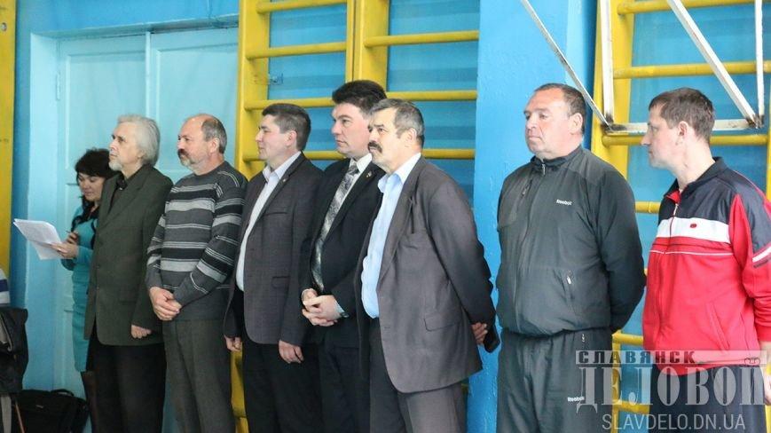Краматорские депутаты участвуют в областной спартакиаде (фото) - фото 8