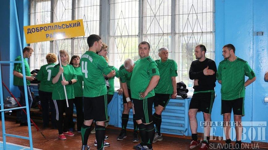 Краматорские депутаты участвуют в областной спартакиаде (фото) - фото 9