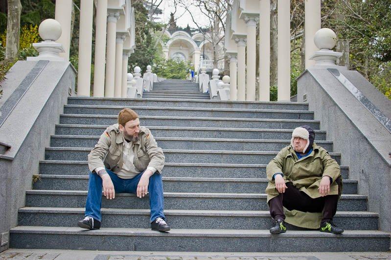 Ялтинцы ответили блогеру Варламову фотопроектом о Приморском парке, фото-3