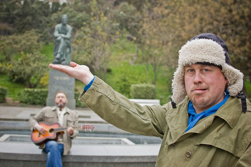 Ялтинцы ответили блогеру Варламову фотопроектом о Приморском парке, фото-5