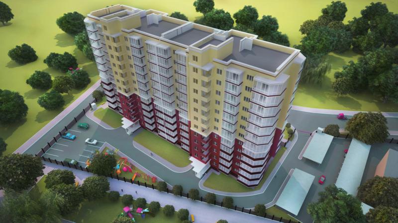 У Кривому Розі  розпочато будівництво житлового комплексу «Ювілейний» (фото) - фото 4