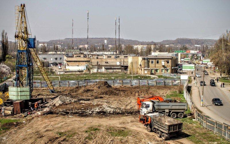 У Кривому Розі  розпочато будівництво житлового комплексу «Ювілейний» (фото) - фото 3