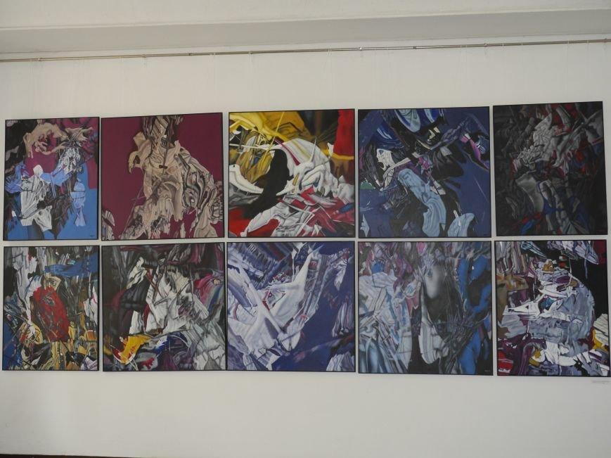 У Тернополі відкрили виставку геніального художника Івана Марчука (ФОТО) (фото) - фото 2