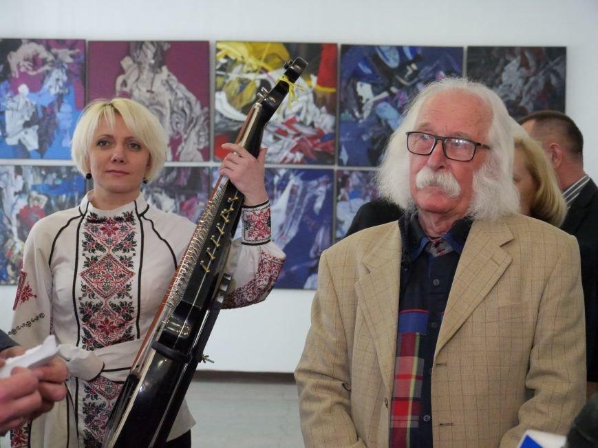 У Тернополі відкрили виставку геніального художника Івана Марчука (ФОТО) (фото) - фото 1