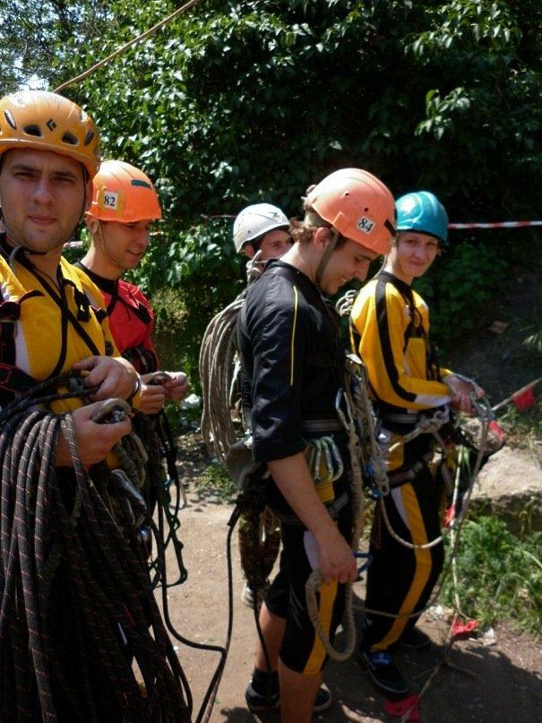 А вы осилите спортивный туризм в Черноморске? (фото) - фото 2