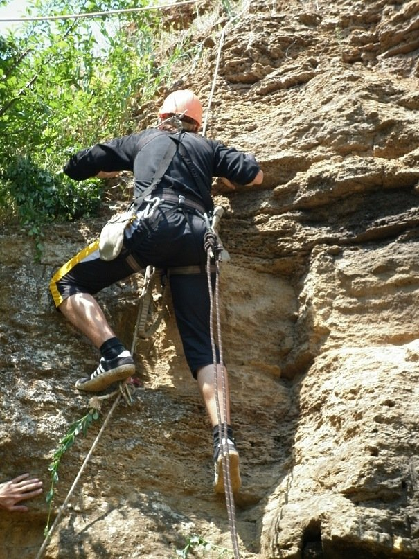 А вы осилите спортивный туризм в Черноморске? (фото) - фото 13