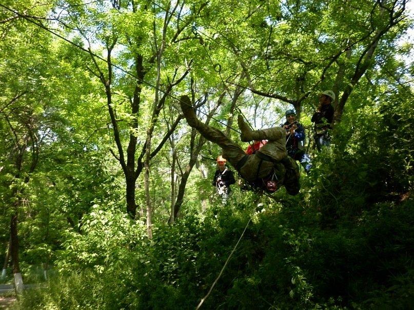 А вы осилите спортивный туризм в Черноморске? (фото) - фото 14