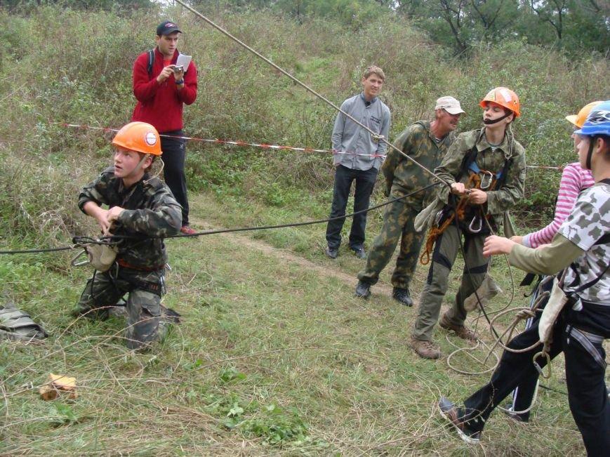 А вы осилите спортивный туризм в Черноморске? (фото) - фото 5