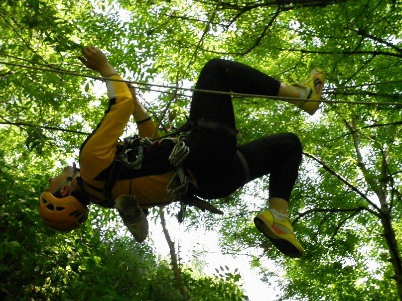 А вы осилите спортивный туризм в Черноморске? (фото) - фото 9