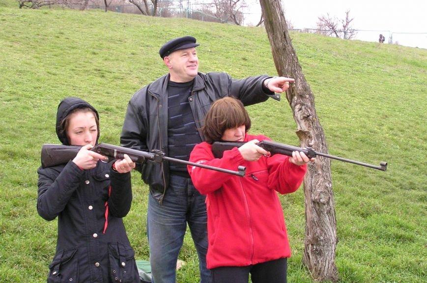 А вы осилите спортивный туризм в Черноморске? (фото) - фото 11