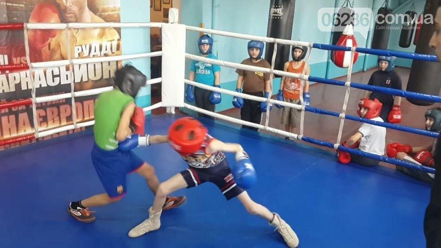 Авдеевские боксеры побывали на учебно-тренировочном сборе. Фотоотчет (фото) - фото 1