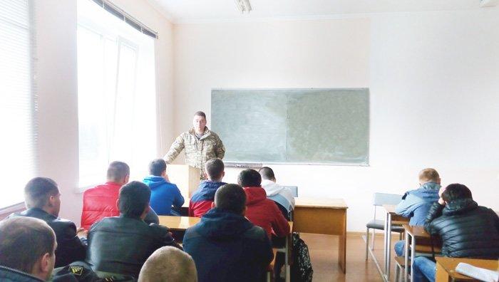 Військово - патріотичне виховання Луцького НТУ, фото-1