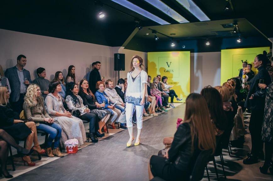 В Ужгороді відбувся модний показ Вікторії Гресь (Фото), фото-1