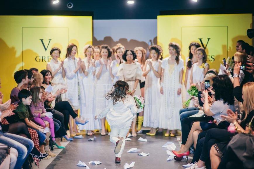 В Ужгороді відбувся модний показ Вікторії Гресь (Фото), фото-7