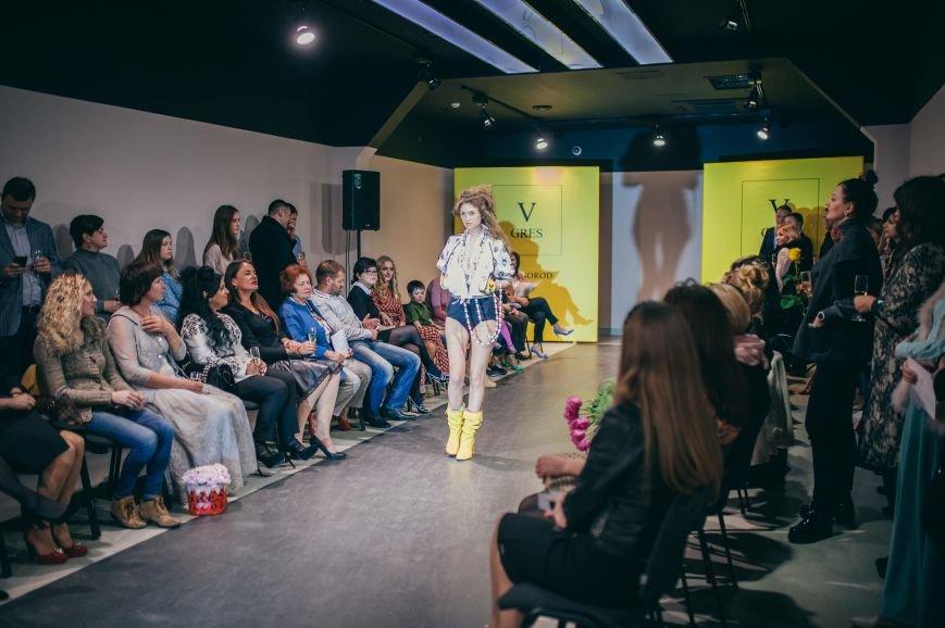 В Ужгороді відбувся модний показ Вікторії Гресь (Фото), фото-8
