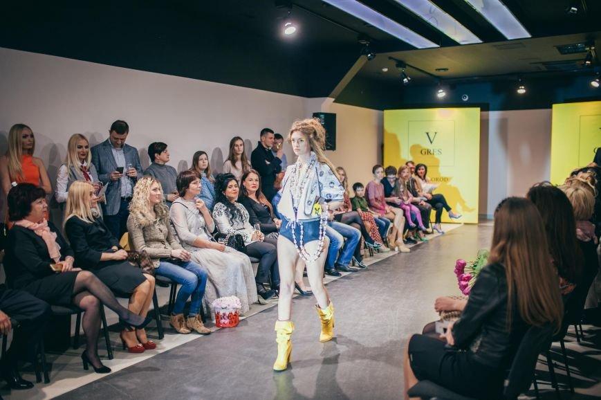В Ужгороді відбувся модний показ Вікторії Гресь (Фото), фото-2
