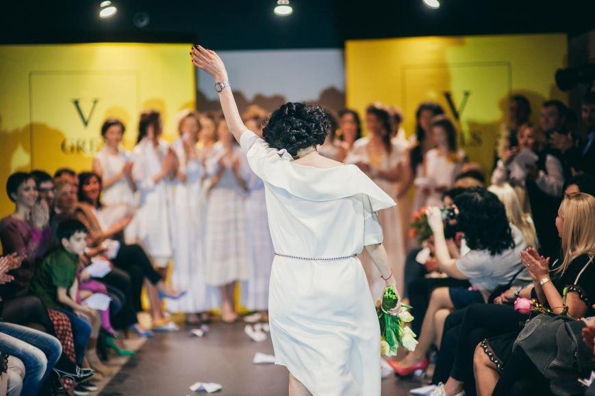 В Ужгороді відбувся модний показ Вікторії Гресь (Фото), фото-6