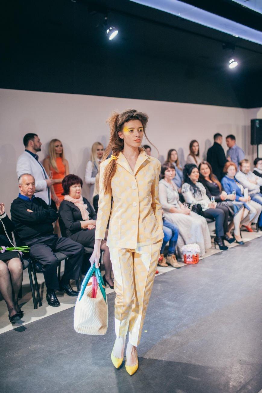 В Ужгороді відбувся модний показ Вікторії Гресь (Фото), фото-5