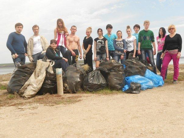 Разгребая горы мусора: одесситы сделают свой город чище и наряднее (ФОТО) (фото) - фото 8