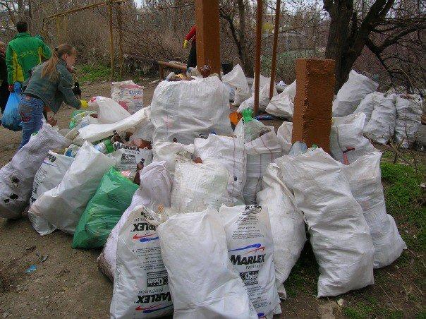 Разгребая горы мусора: одесситы сделают свой город чище и наряднее (ФОТО) (фото) - фото 6