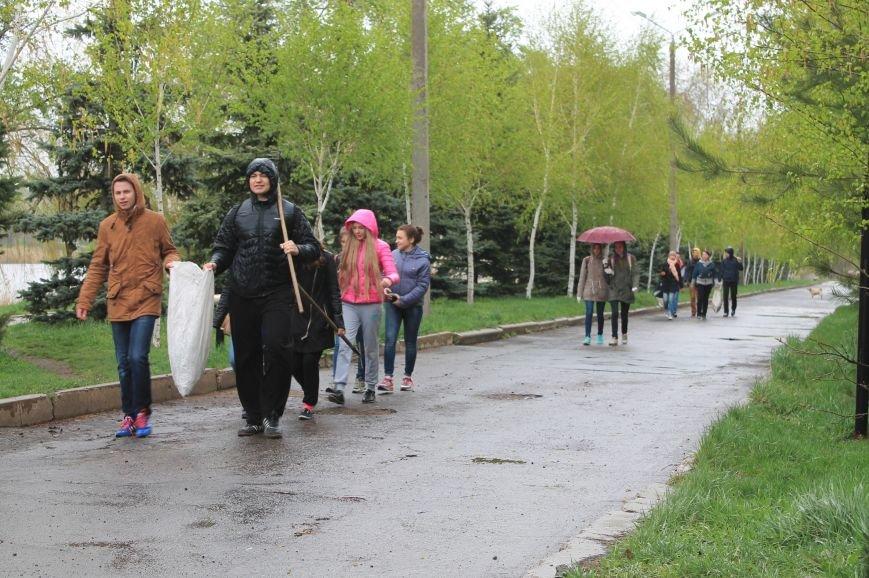 Бахмутчане отметили День окружающей среды (ФОТО), фото-7
