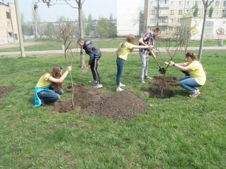 """""""Зеленые легкие Криворожья"""": студенты внесли вклад в сохранение чистой окружающей среды (ФОТО), фото-5"""