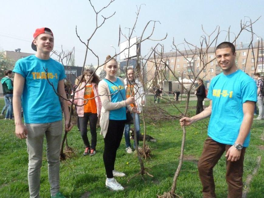 """""""Зеленые легкие Криворожья"""": студенты внесли вклад в сохранение чистой окружающей среды (ФОТО), фото-3"""