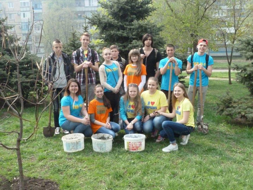 """""""Зеленые легкие Криворожья"""": студенты внесли вклад в сохранение чистой окружающей среды (ФОТО), фото-9"""