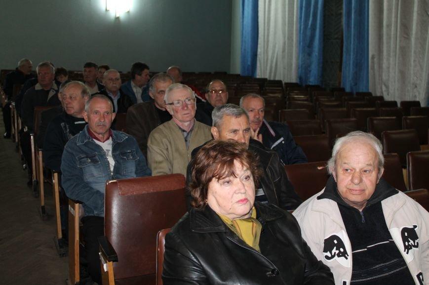 Чернобыльцы Бахмута выступили за объединение, фото-1
