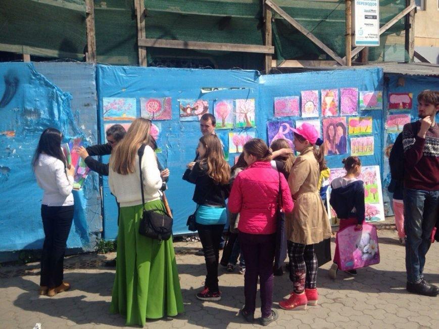 Якими бачать сакури ужгородські діти? (фото) - фото 2