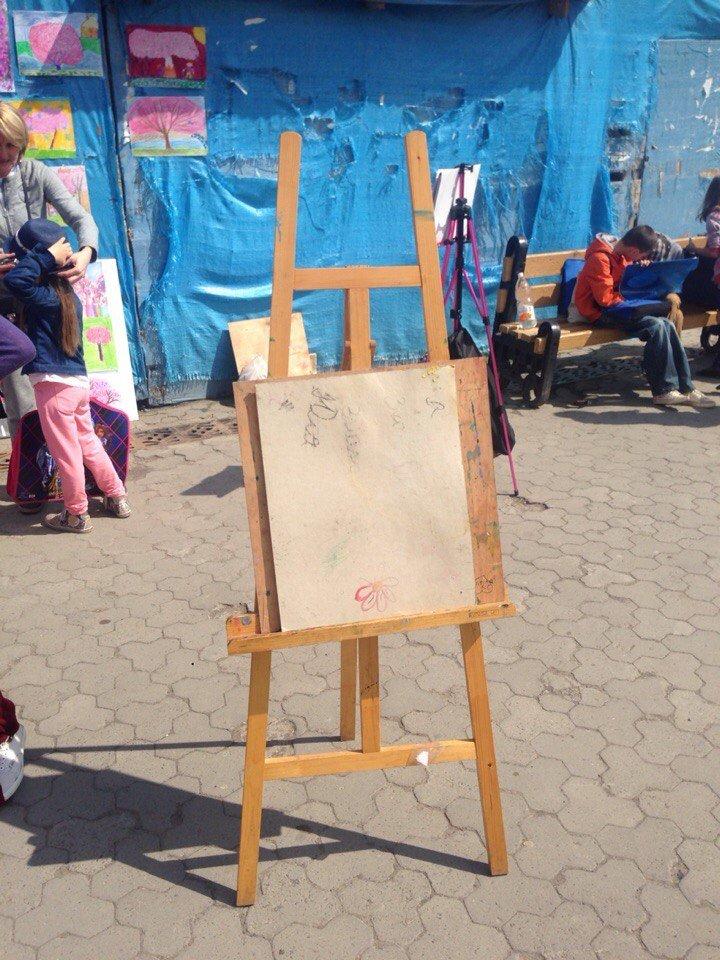 Якими бачать сакури ужгородські діти? (фото) - фото 1