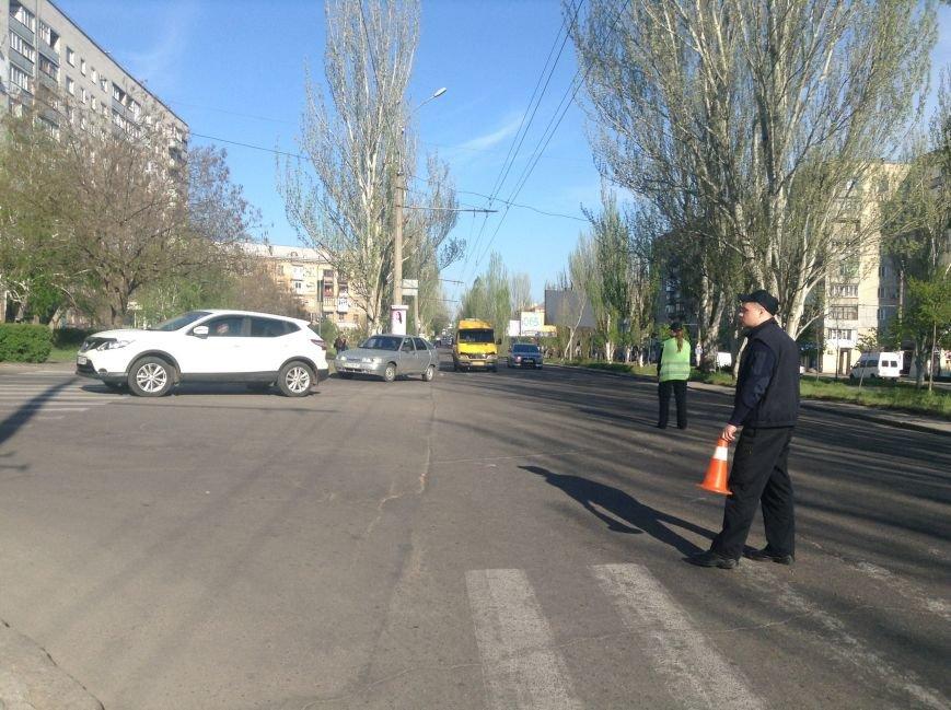 Внимание: проспект Центральный в направлении Намыва перекрыт для легкового транспорта (фото) - фото 1